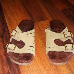 Womens Chaco Slidea Size 7